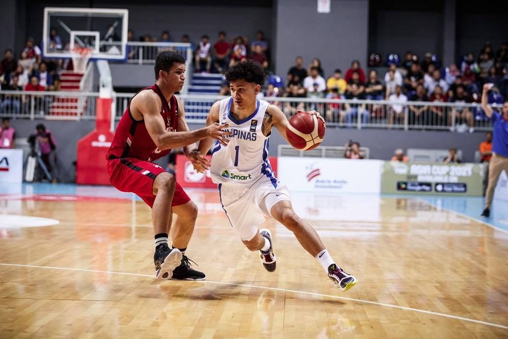Philippines FIBA Asia Cup 2021 Qualifiers FIBA