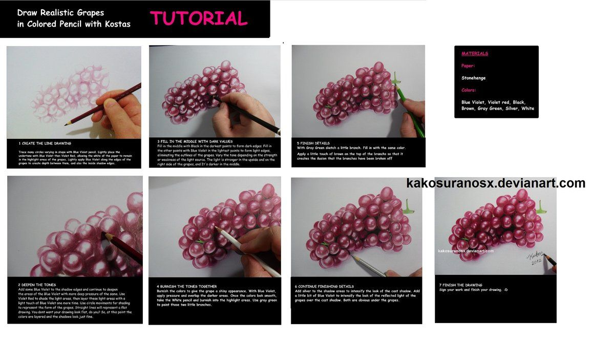 Colored Pencil Tutorial Colored Pencil Drawing Tutorial Pencil Drawing Tutorials Color Pencil Drawing