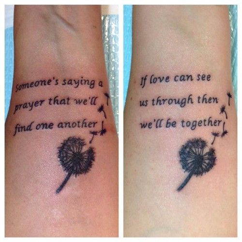 Gallery of: Mother And Daughter Tattoos | Mother & Son,Daughter ...