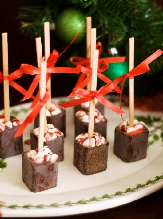 Homemade christmas chocolate gift ideas