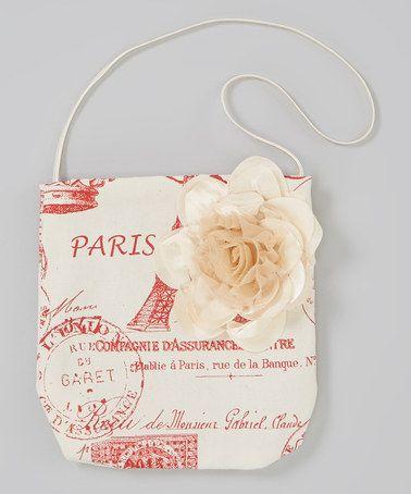 Look what I found on #zulily! Red Paris Gigi Purse by Wiggy Studio #zulilyfinds