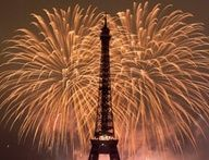 Paris for spectacular New Year's Eve Parties. Adventurous traveler's want to enjoy the New Year eve in the colorful lights of Paris... the New Year Eve celebration is really special in Paris. You will find classic restaurant to enjoy with your group of friends. One of the most popular places in Paris to celebrate New Year Eve is Champs-Elysees. This is a very good spot to view Eiffel Tower, which on the night of the eve exploded in the colors of lights in the dark of night.