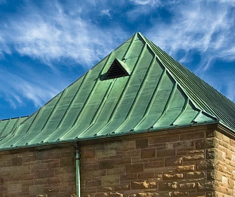 Substitutes For Traditional Roofing Materials   Old House Online    Old House Online