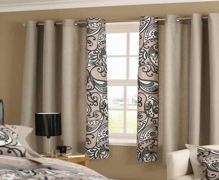 Charmant Curtains For A Bedroom Window