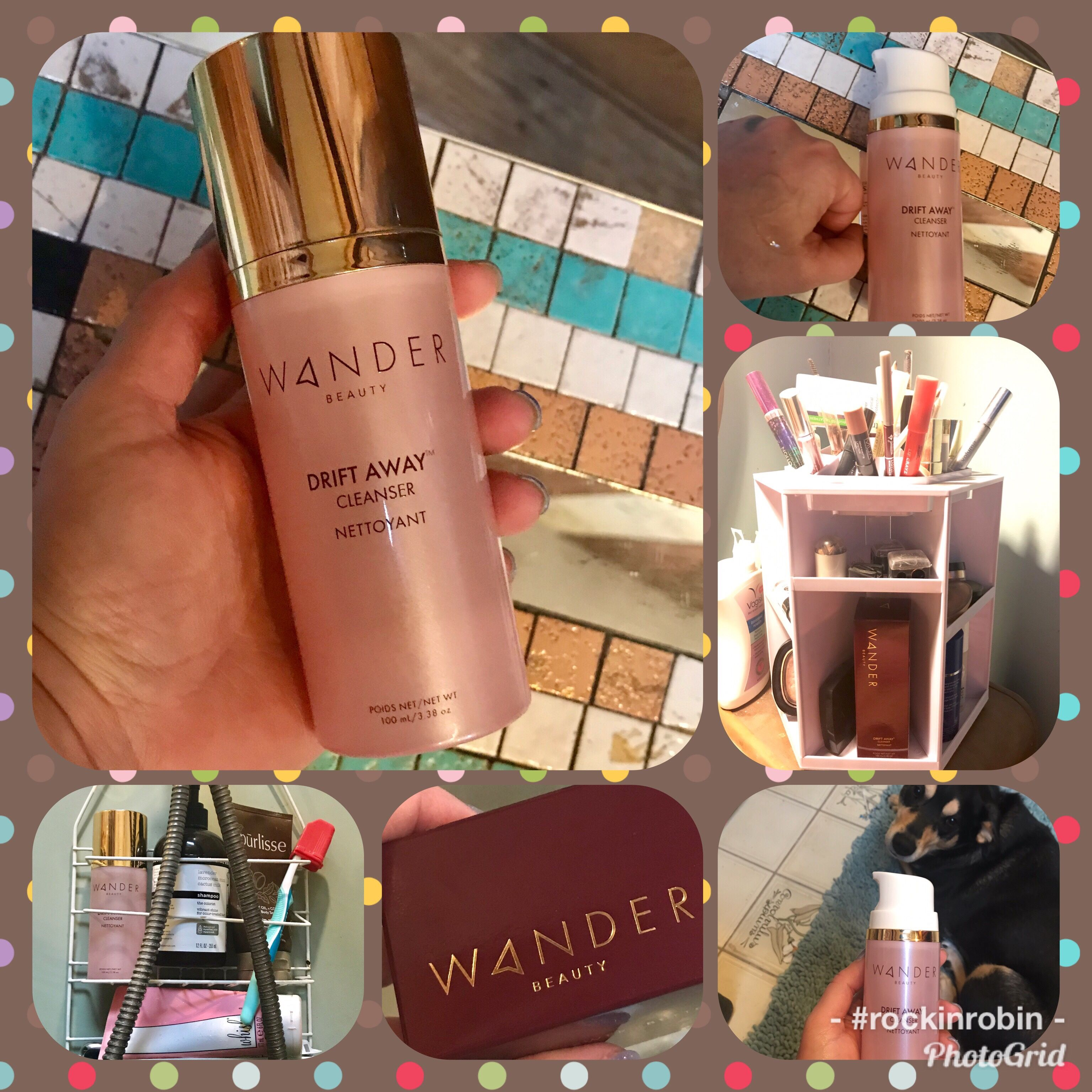 wander_beauty Unlike other products this clear gel