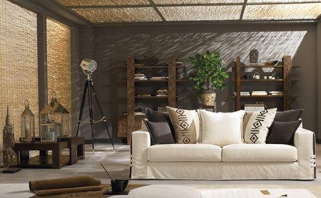Ideas de decoracin tnica para la decoracin de tu hogar Diseo