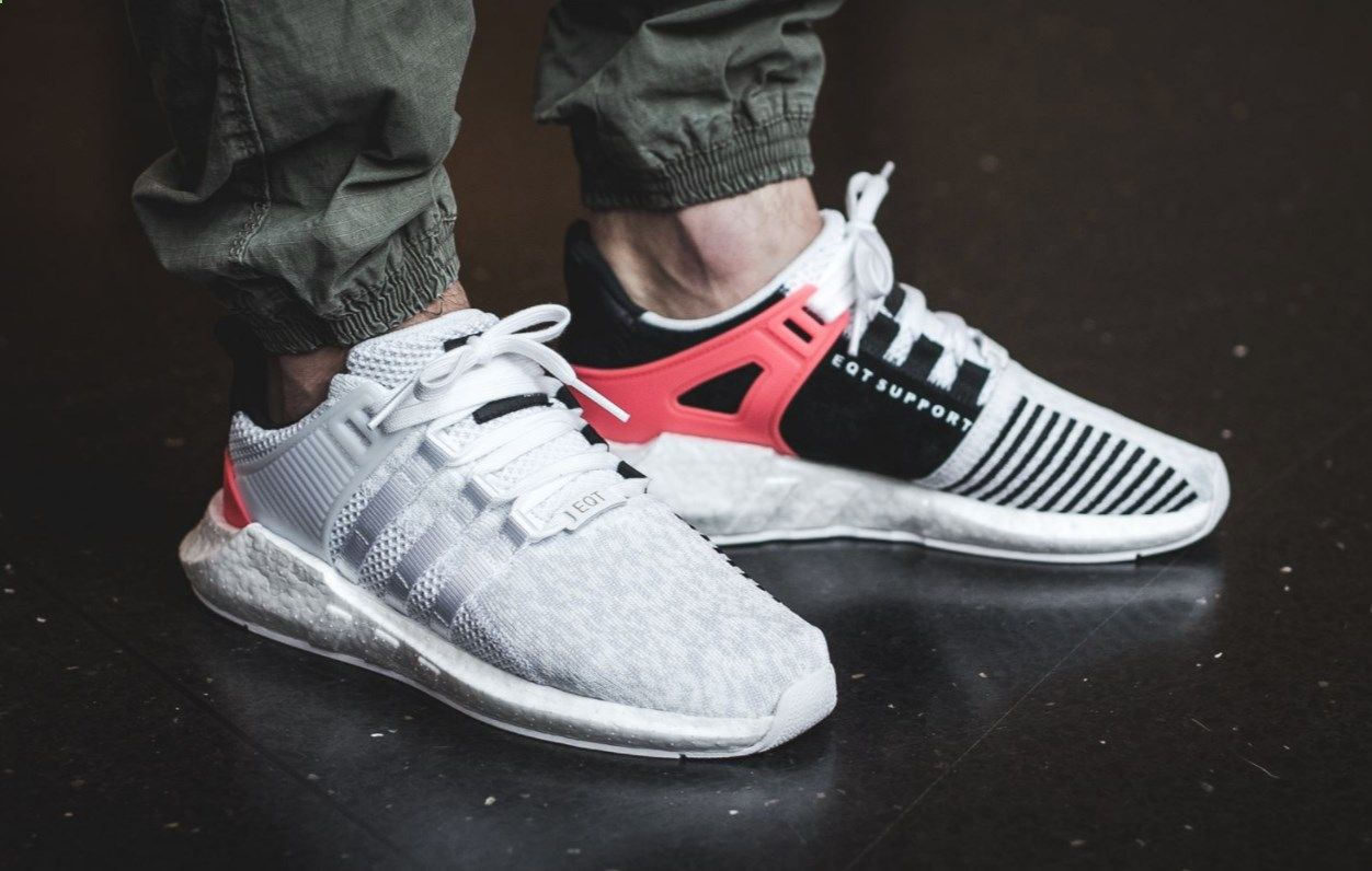97c64377dd1634 The adidas EQT Support 93 17 White Turbo Red Is Dropping Soon •  KicksOnFire.com