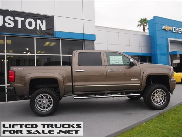 2014 Chevrolet Silverado 1500 High Country Lifted Truck 2014 Chevrolet Silverado 1500 Chevy Trucks For Sale Trucks For Sale