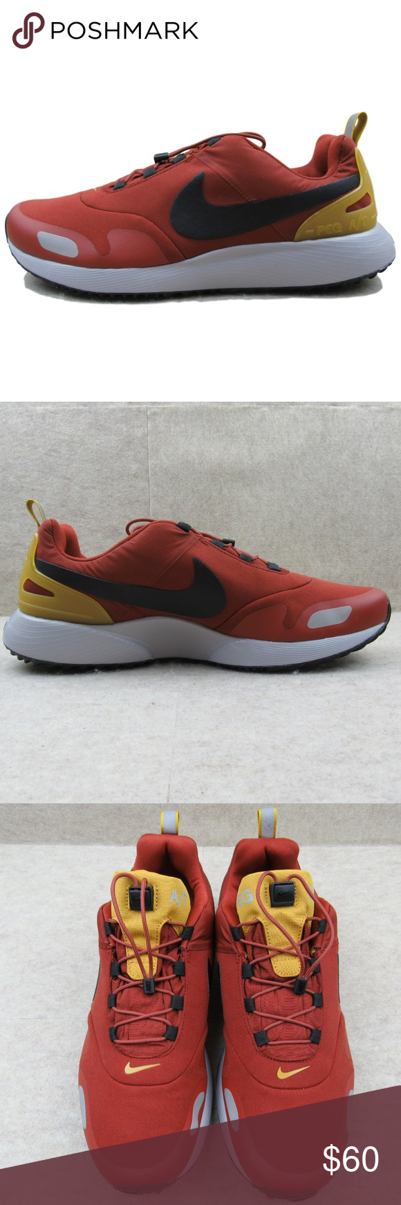 63d314cde048 Nike Air Pegasus A T Trail Running Shoes Size 12 Nike Air Pegasus A T Trail  Running Shoes Men s Mars Stone   Black Colorway Style - 924469 601 Men s  Size 12 ...