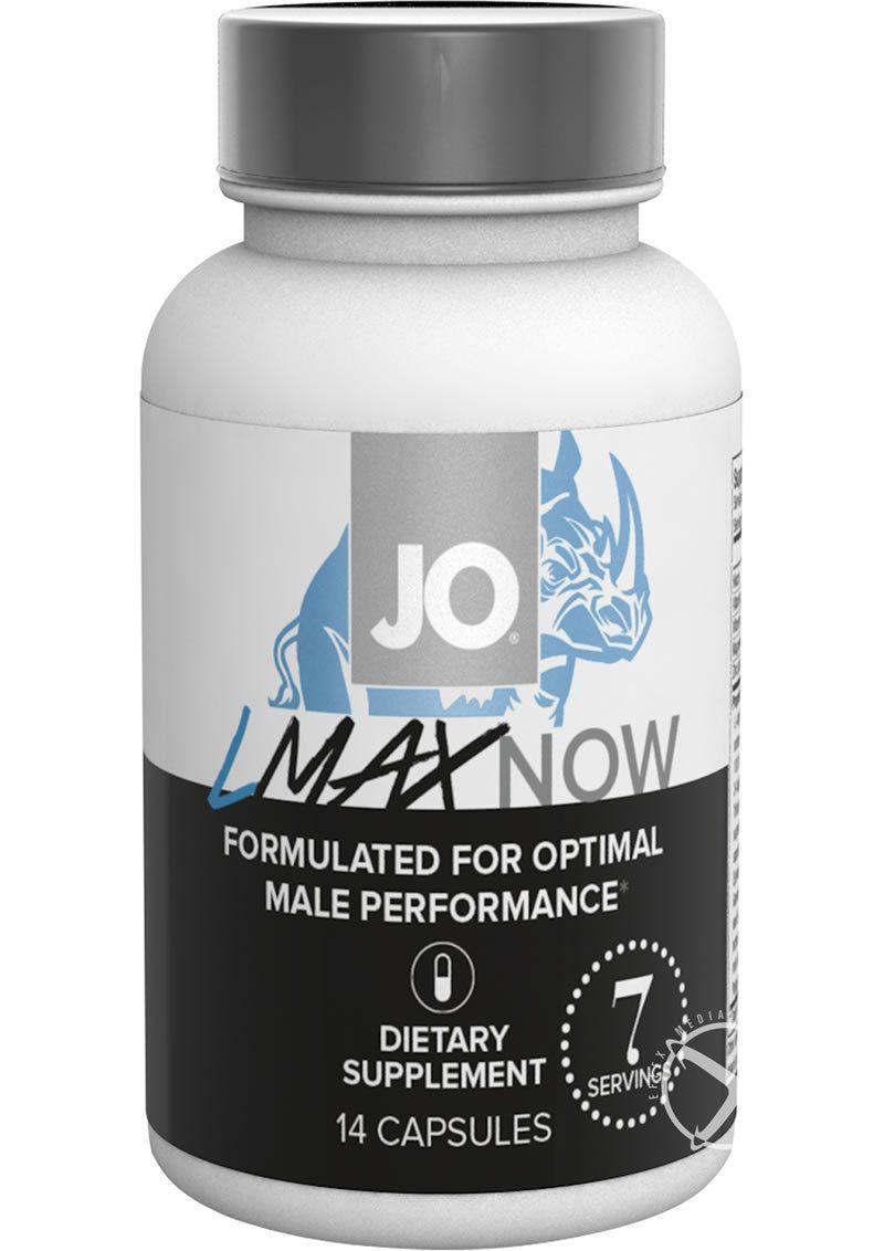 Lmax Now Male Performance Supplement 14 Capsules Per Bottle