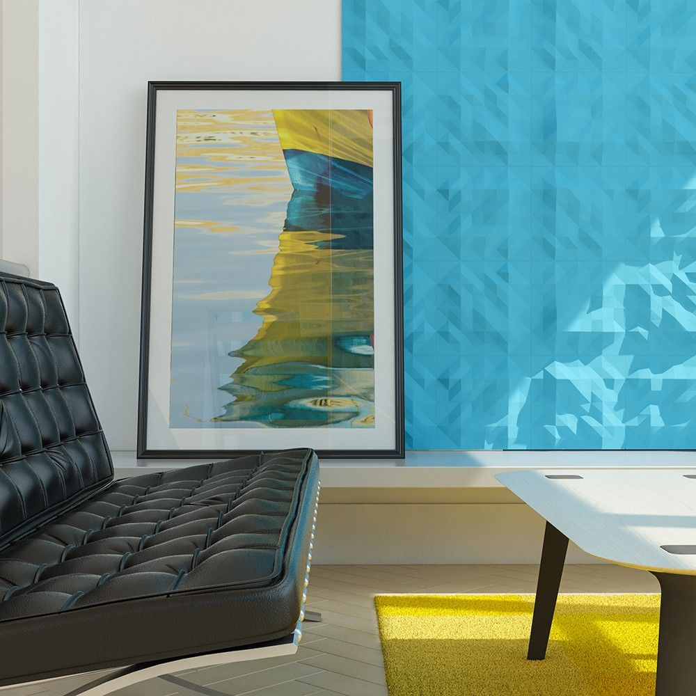 Acoustic Wall Tiles Sold In Packs Of 12 Enough To Make A