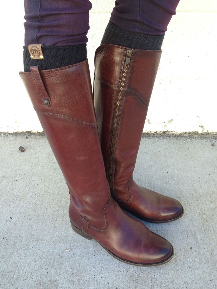 My New Frye Melissa Tab Riding Boots In 2019 Riding