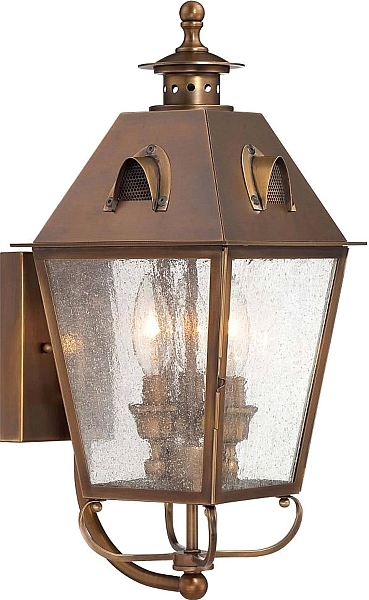 The great outdoors edenshire 3 light outdoor lantern in english the great outdoors edenshire 3 light outdoor lantern in english brass lighting outdoor mozeypictures Choice Image
