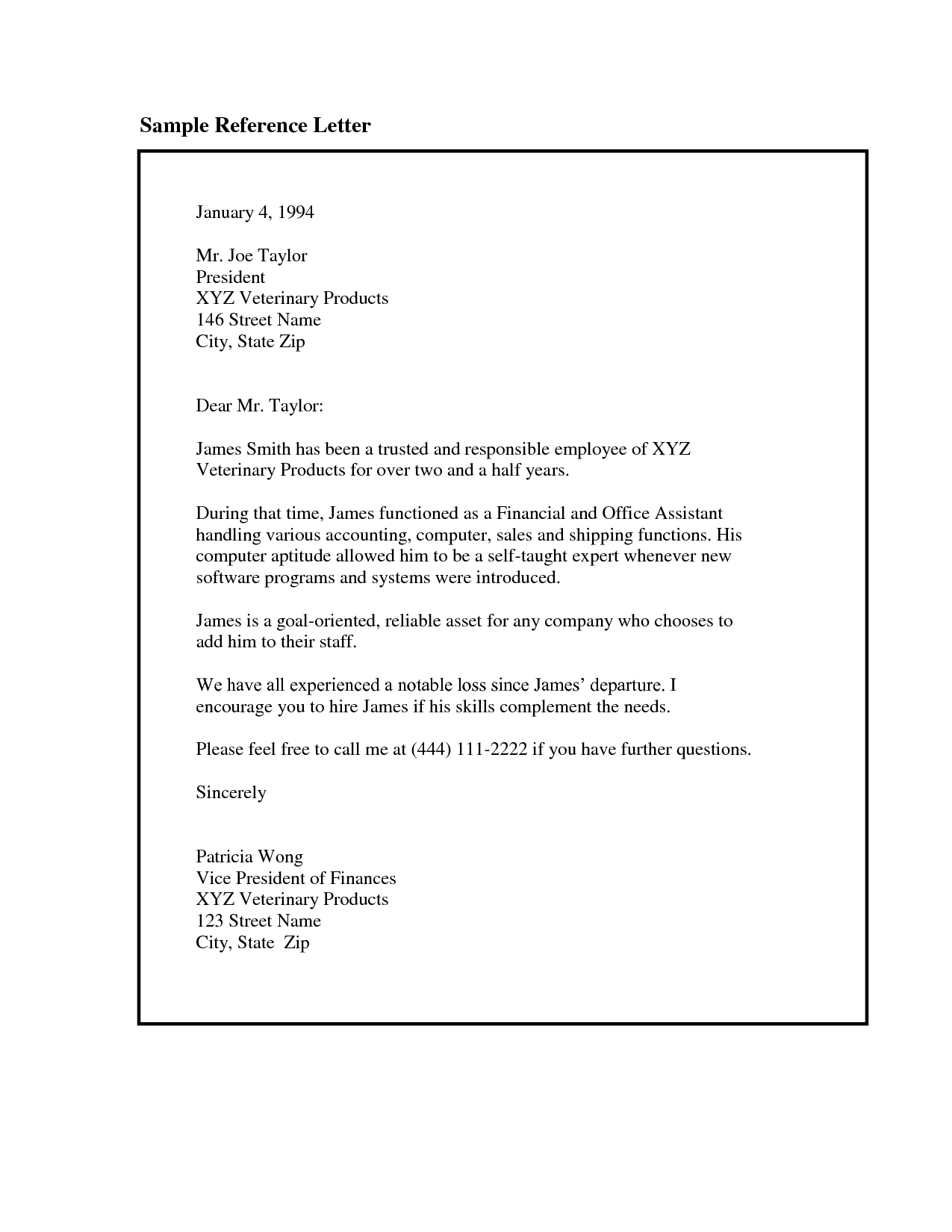 Template reference letter for employee google search reference template reference letter for employee google search expocarfo Choice Image