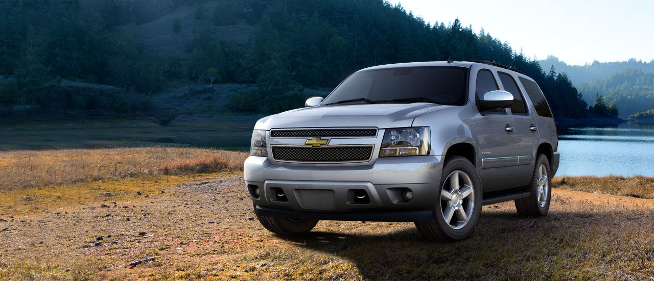 The Chevy Tahoe Is The Perfect Midsize SUV For Families On - 2013 chevy tahoe pics