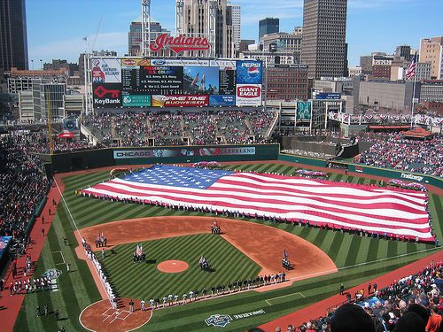 Pin By Michelle Jantz On Not So Bucket Bucket List Cleveland Indians Baseball Cleveland Indians Indians Baseball