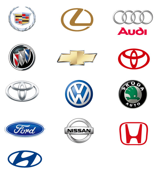 Amazing Brand Logos Images With Names Of Cars 2014
