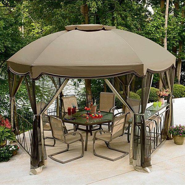 Grandview Hex Gazebo Canopy | Gazebo canopy Canopy and Replacement canopy & Grandview Hex Gazebo Canopy | Gazebo canopy Canopy and ...