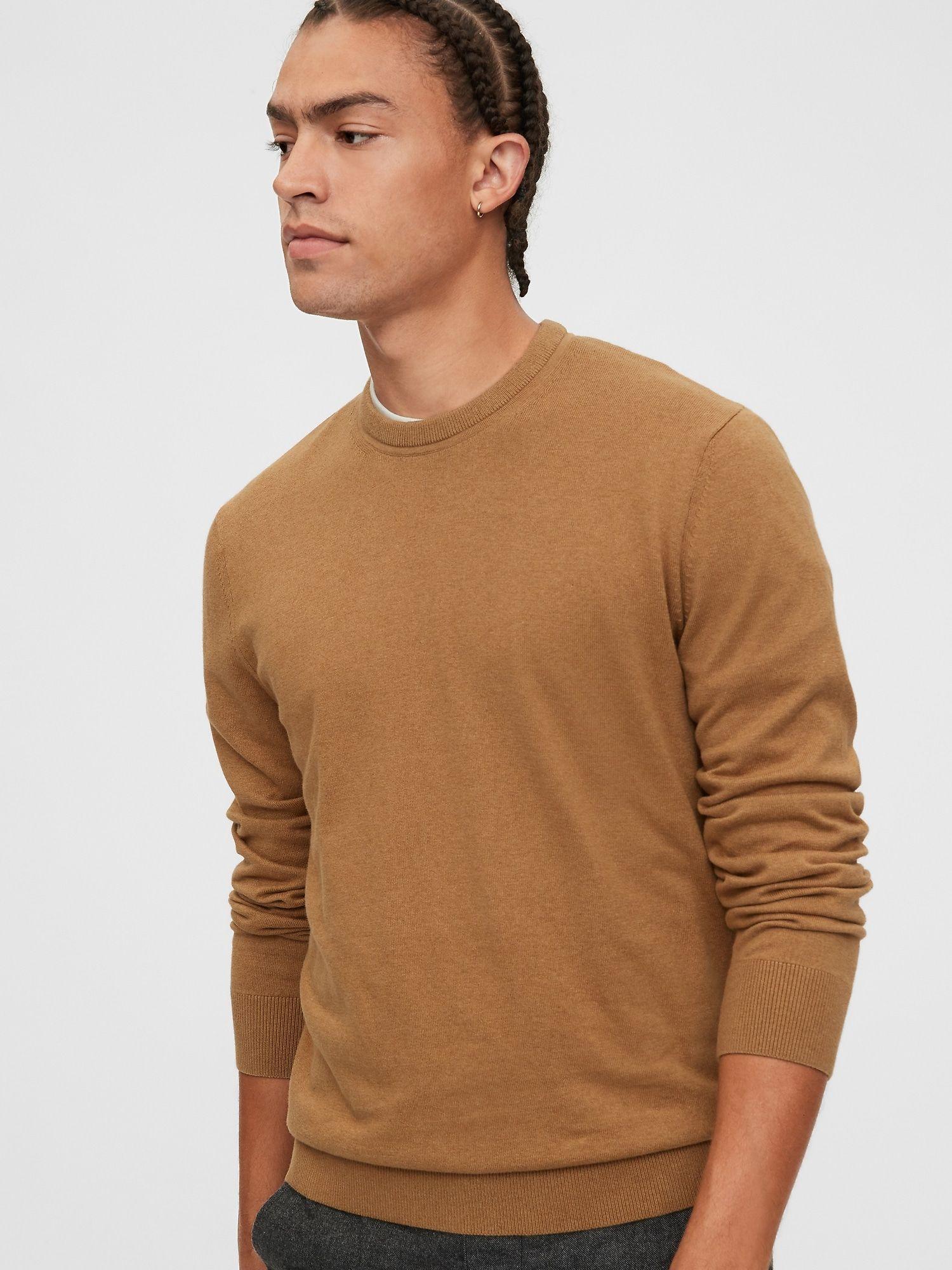 Mainstay Sweater Long Sleeve Tshirt Men Men Sweater Sweaters [ 2000 x 1500 Pixel ]