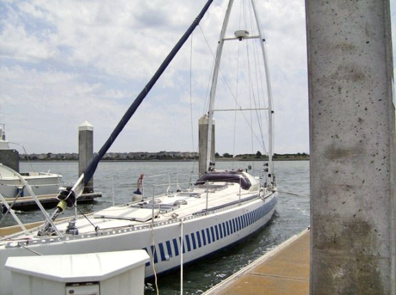 A Fram Rig On Monohull Cruising Anarchy Sailing Anarchy Forums Sailing Fishing Boats Boat