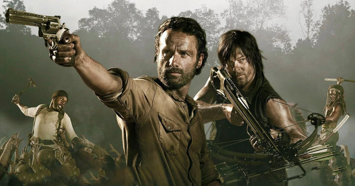 Daryldixon thewalkingdead amc walkers crossbow s6 cantwait which major walking dead cast member is getting killed off in season warped factor daily features news from the world of geek voltagebd Choice Image