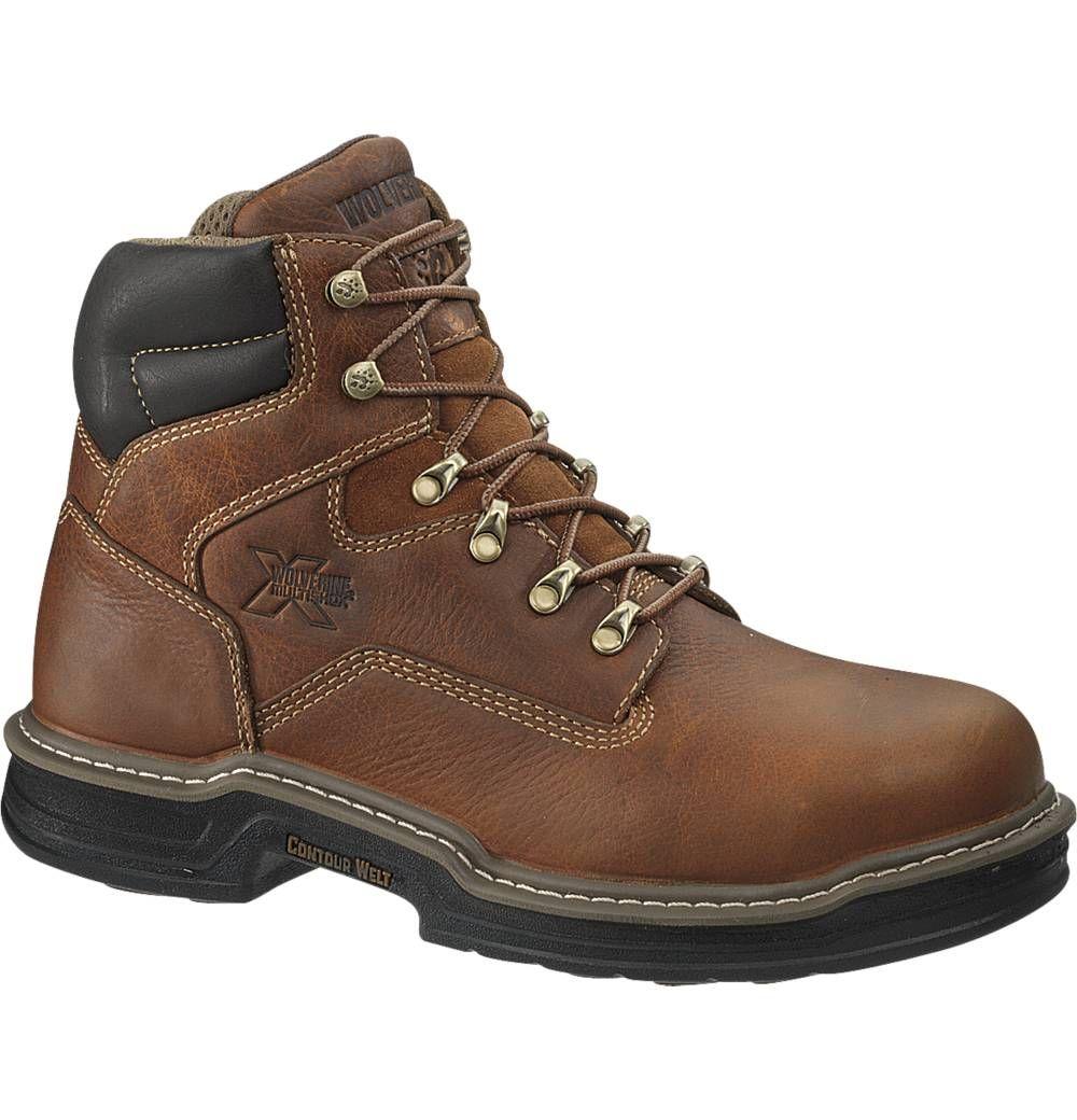 Raider 6 Work Boot Steel Toe Work Boots Good Work Boots Work Boots