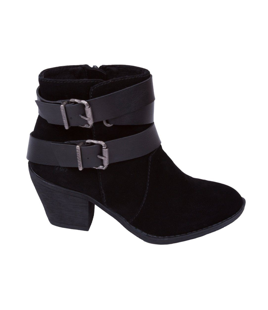 Sworn: Black Fawn | Blowfish Shoes | $59 | Booties | Boots | Cowboy | Cowgirl | Wedges | Heels | Fall Fashion