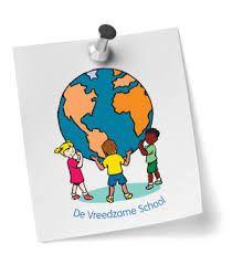 Afbeeldingsresultaat voor vreedzame school