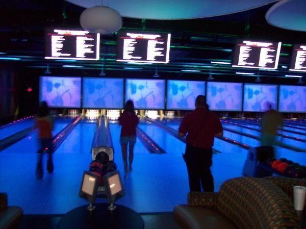 Vib Section At Andy B S Bowling Alley Aka The Very Important Bowler Section 8711 S Lewis Tulsa Ok 74137 Entertaining Bowling Alley Concert