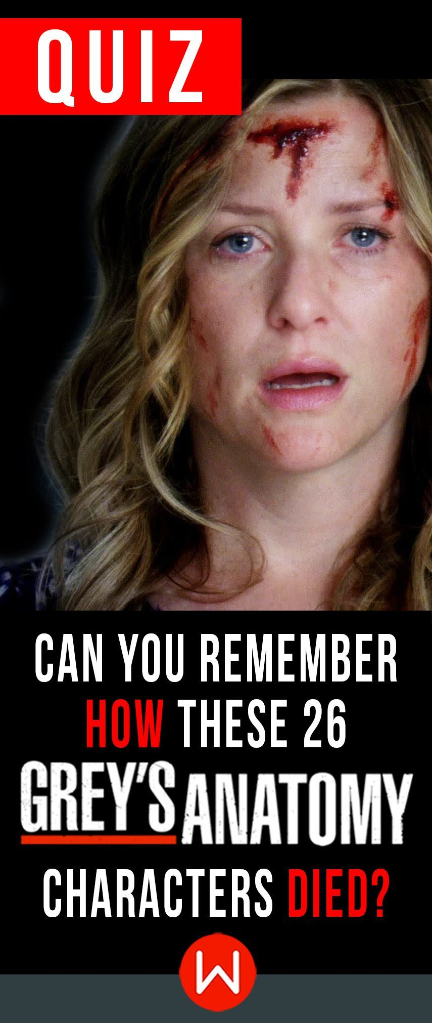 Quiz: Can You Remember How These 26 Grey\'s Anatomy Characters Died ...