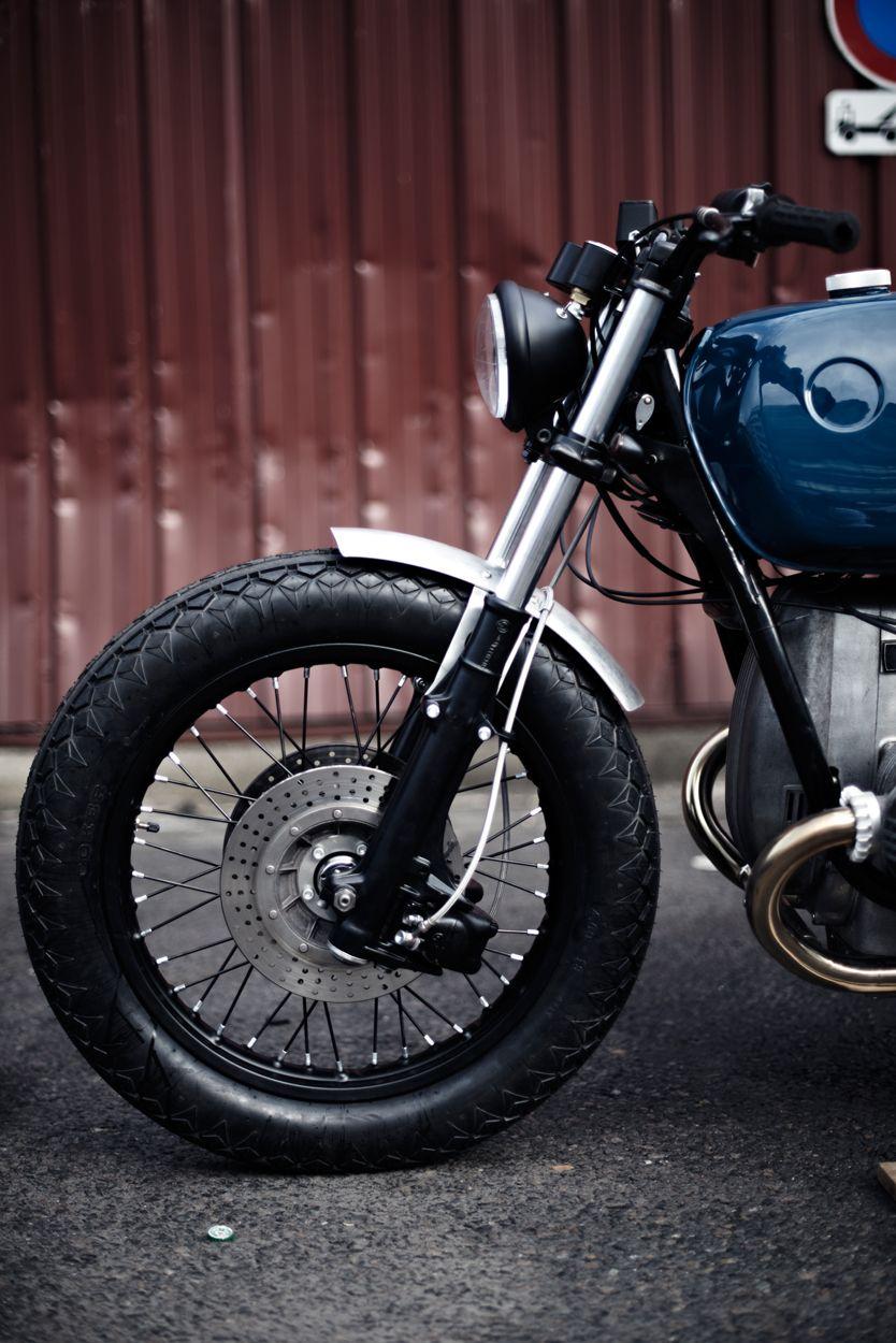 BMW R75/7 – Clutch Motorcycles