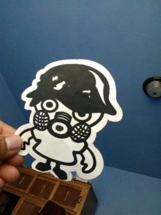 Awesome..... | Cool stickers, Enamel pins, Stickers