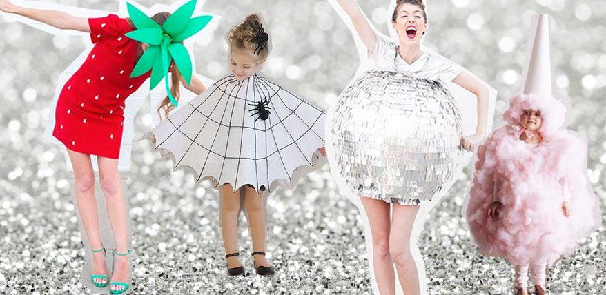 Halloween Kostüme Selber Machen 13 Bezaubernde Ideen Für Kinder Und