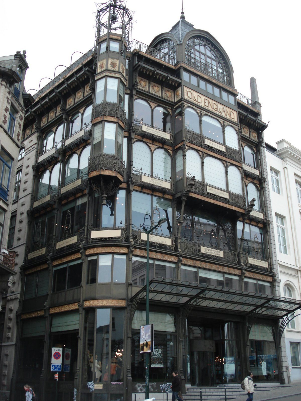 Image result for The Old England Building, Brussels