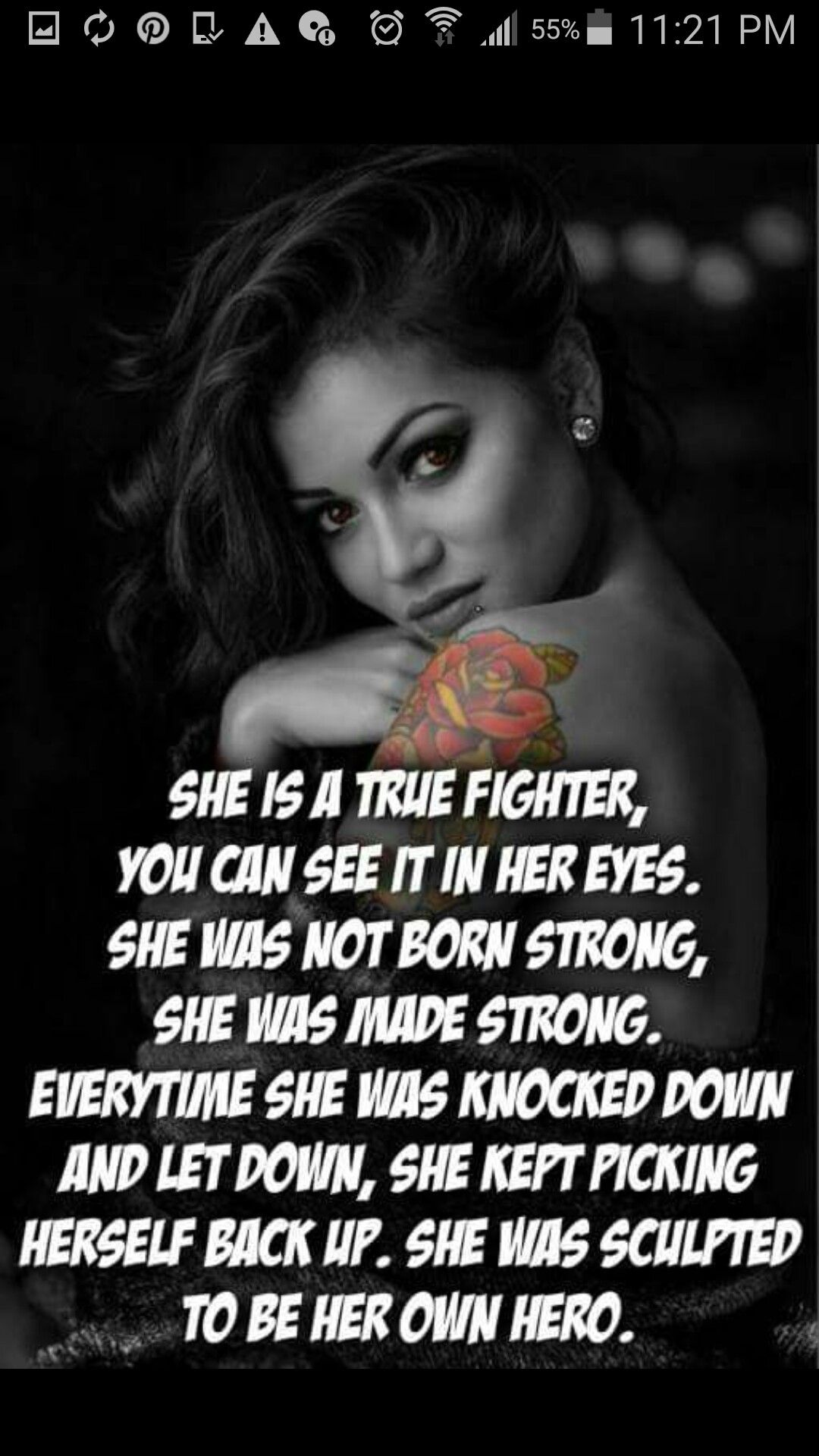 10+ Strong Confident Woman Quotes In Hindi Gif