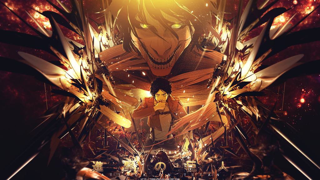 Anime Wallpaper Attack On Titan