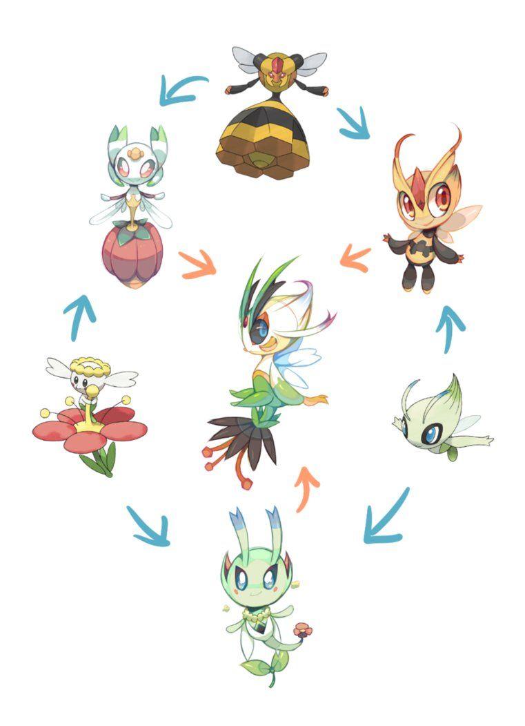 Poke fusion batch 3 by pekou on deviantart pokemon - Cute pokemon fusions ...
