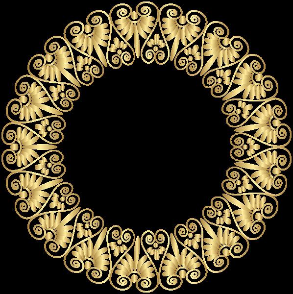 Gold Border Frame Png Clip Art Gold Border Design Picture Frame Template Pattern Design Drawing