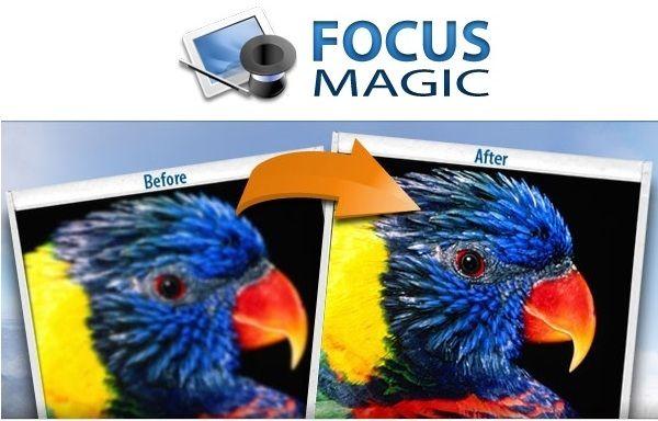 تحميل برنامج Focus Magic 4 لتنقية وتوضيح الصور Focus Me On A Map Photoshop