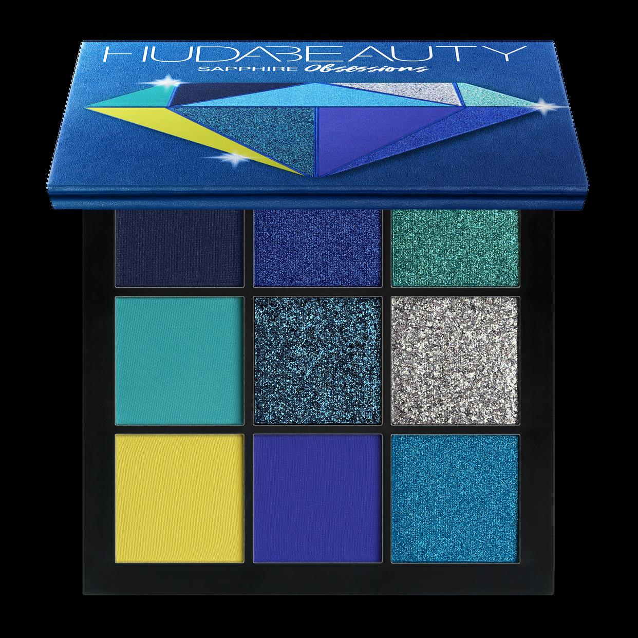 Obsessions Eyeshadow Palette | Shop | HUDA BEAUTY