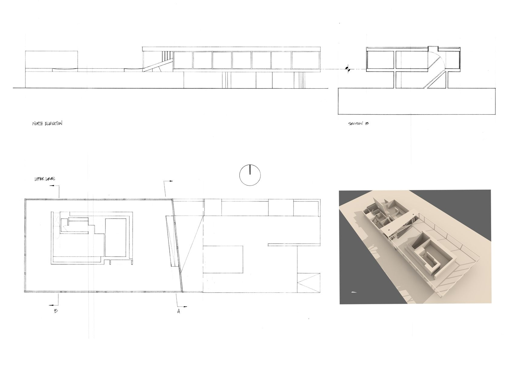Rem koolhaas villa dall ava paris france 1991 atlas of -  Fall Through Diagramming Modeling And Both Digital And Hand Drawing Rem Koolhaas Dutch House Was Used As An Introduction To A Variety Of Representa