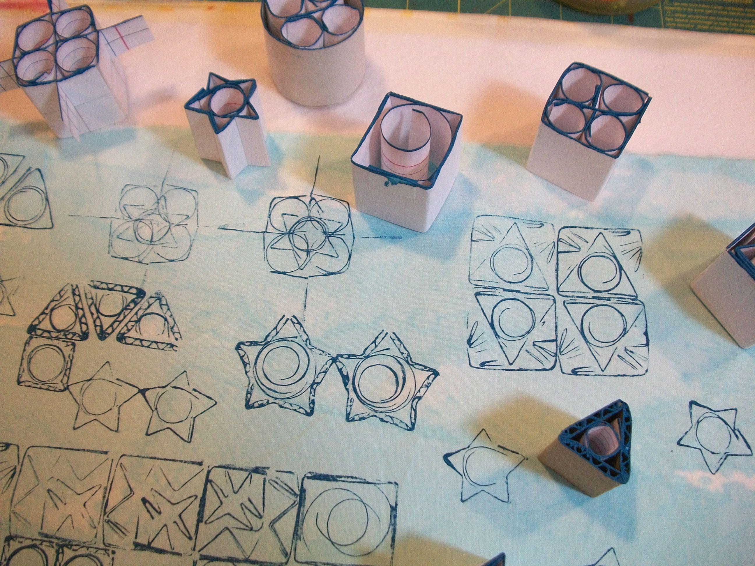 Julie B Booth Surface Design News