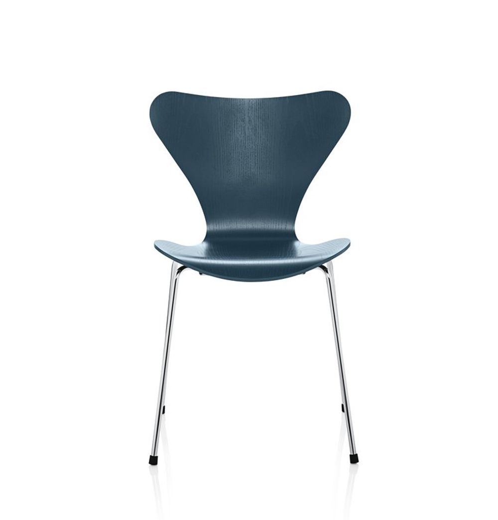 but here at decor & style we are pending more towards petrol blue ... - Chaise Serie 7