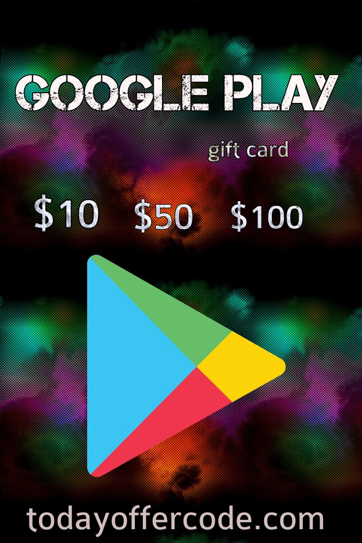 Google Play Gift Card Giveaway Google Play Gift Card