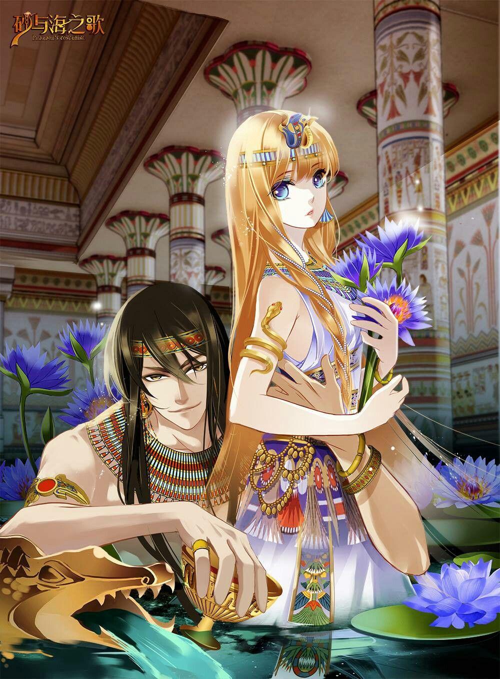 Ghim của Nguyệt Thần trên couple Cosplay anime, Manga, Anime