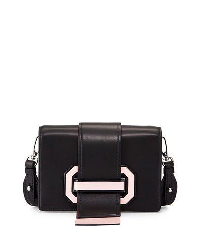 Cross Body Bags - Plex Ribbon Crossbody Bag Rose/Multi - rose - Cross Body Bags for ladies Prada 7mICi8