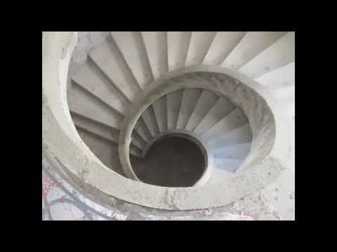 Best Curved Concrete Stairs Concrete Stairs Helical 400 x 300