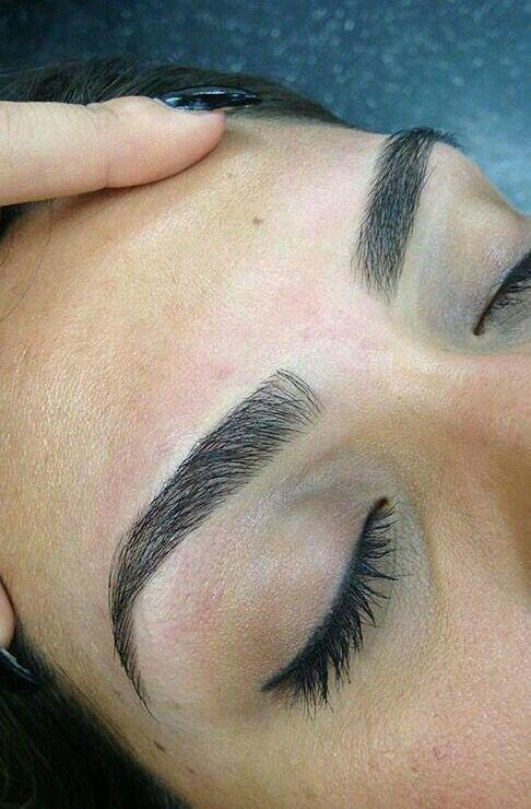The Perfect Eyebrow Shape Eyebrow Tutorial Shaping