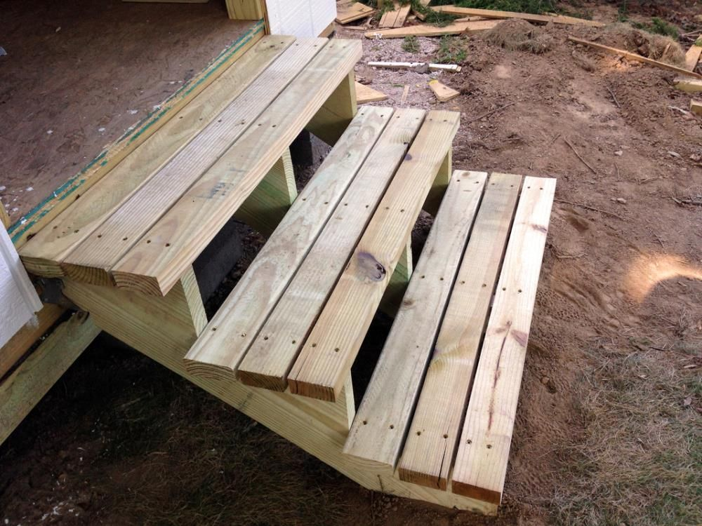 How to Build a Shed How to build steps, Building a shed