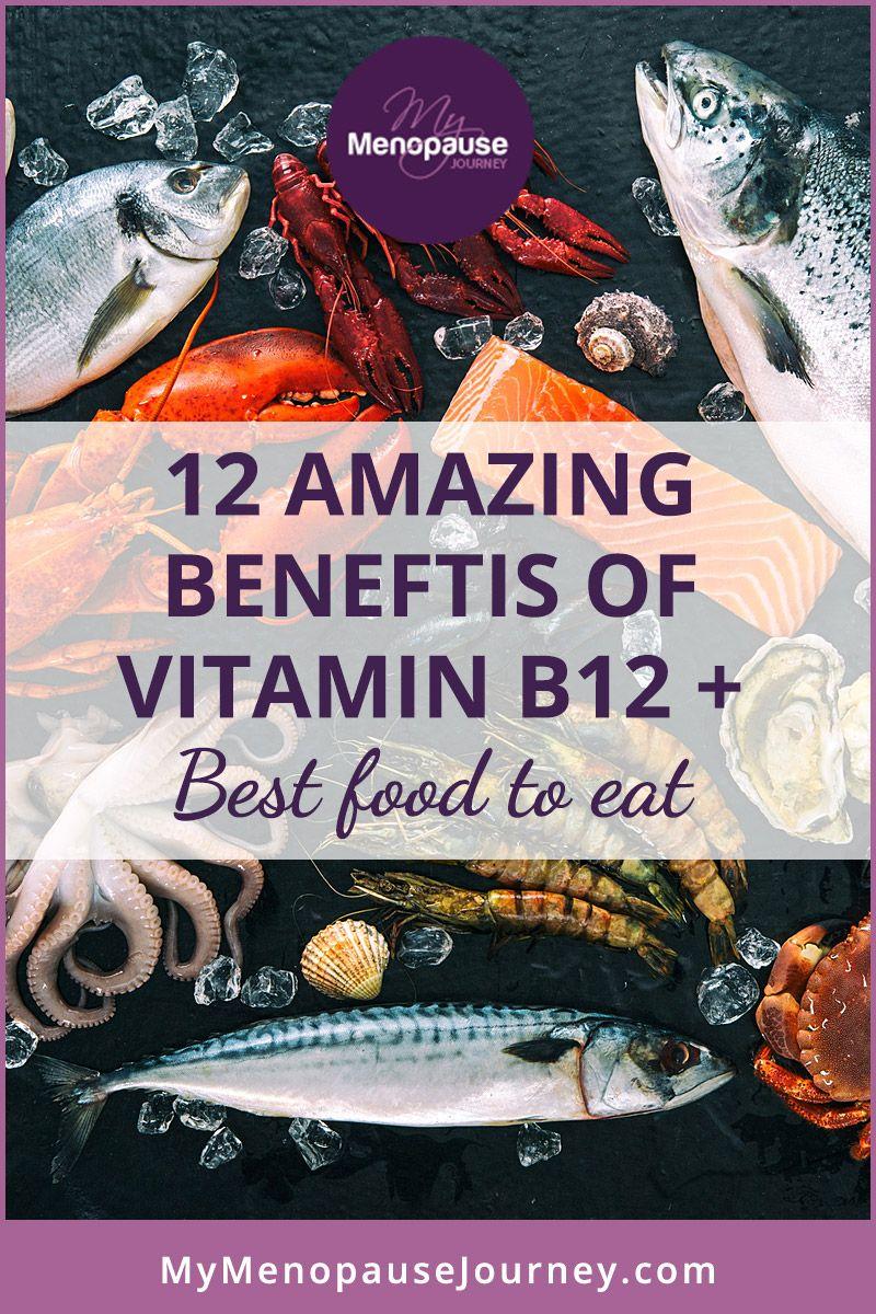Discover the 12 Top Benefits of Vitamin B12! Vitamin b12
